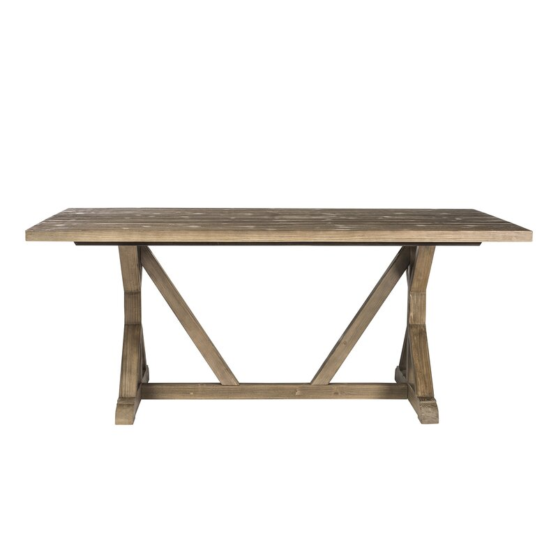 Hofmeister Trestle table
