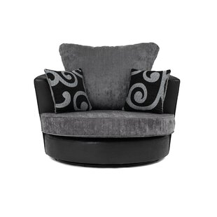 Drees Swivel Tub Chair By Ebern Designs