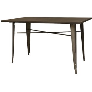 Loft Dining Table by AmeriHome 2019 Sale