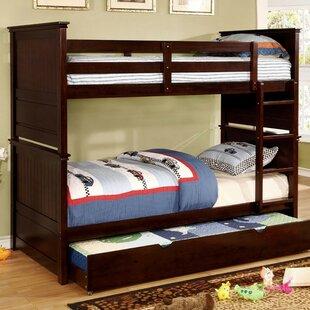 Gabilan Twin over Twin Bunk Bed