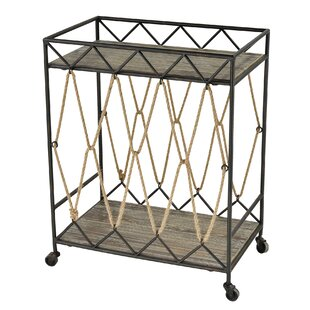 Eden Bar Cart