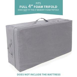 Bondurant Tri-Fold Hypoallergenic Mattress Cover