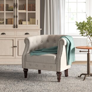 Argenziano Chesterfield Chair by Birch Lane™ Heritage Best Choices