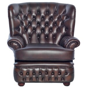 Trisara Chesterfield Chair By Astoria Grand