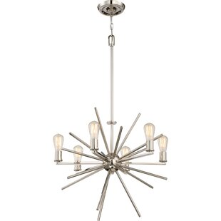Corrigan Studio Croaghmore 6-Light Chandelier