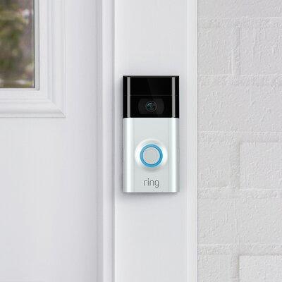Ring Video Doorbell Push Button