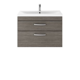 Striegel 810mm Wall Hung Single Vanity Unit By Brayden Studio