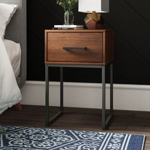 Mcelvain 1 Drawer Nightstand