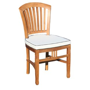 Orleans Teak Patio Dining Chair