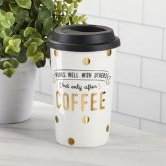 Polka Dot Travel Mugs Tumblers You Ll Love In 2021 Wayfair Ca
