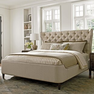 Macarthur Park Mulholland Upholstered Panel Bed by Lexington