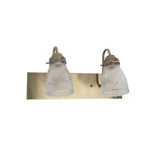 Kulikowski Bath 2-Light Vanity Light by Charlton Home