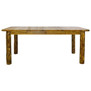 Tustin Table With Leaves by Loon Peak Coupon