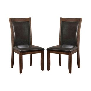 Justus Dining Chair (Set of 2) by Red Bar..