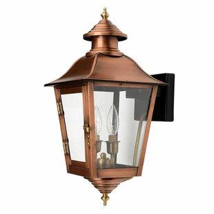 Hartline 2-Light Outdoor Sconce