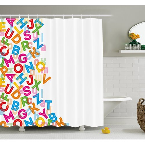 Colorful Abstract Painting Background Marble Texture Fabric Shower Curtain Set
