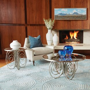 Weathervane 2 Piece Coffee Table Set