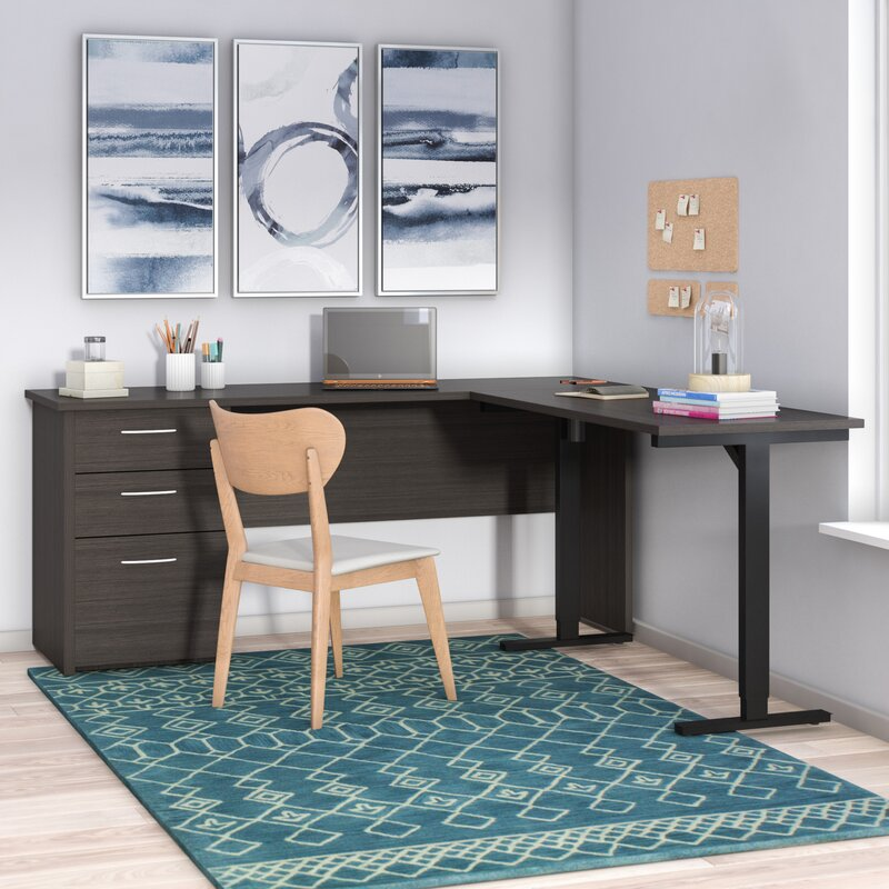 Lexington Modern L Shape Desk