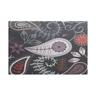 Vinoy Gray Indoor/Outdoor Area Rug