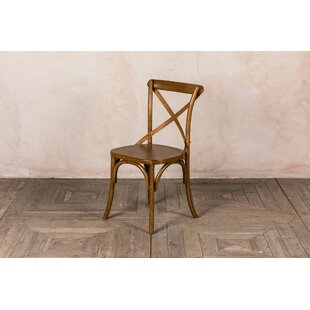 Palmhurst Solid Wood Dining Chair By Brambly Cottage