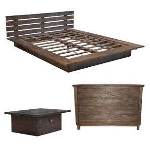Kenosha Platform Configurable Bedroom Set