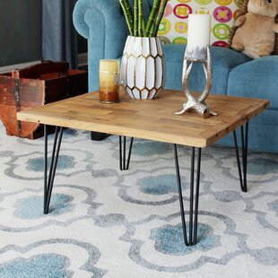 Best Reviews Virgie Square Old Elm Coffee Table by Williston Forge Reviews (2019) & Buyer's Guide