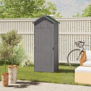 Small Corner Sheds   Wayfair co uk