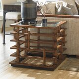 Island Fusion Nobu End Table by Tommy Bahama Home