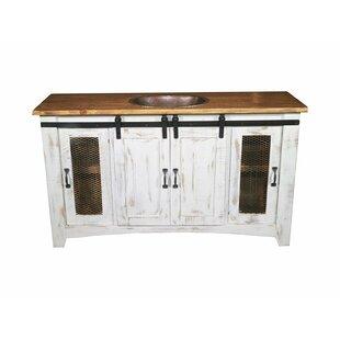 Heyward 60 inch  Single Bathroom Vanity