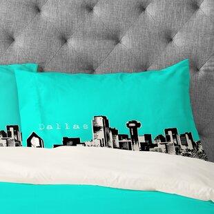 Bird Ave Dallas Pillowcase