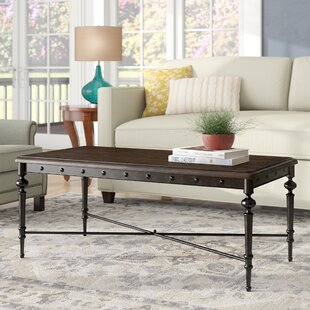 Read Reviews Kingsbury Coffee Table By Darby Home Co