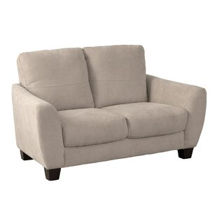 Lacy Chenille Loveseat Latitude Run