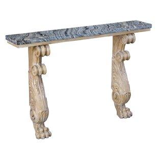 Sarreid Ltd Acanthus Console Table