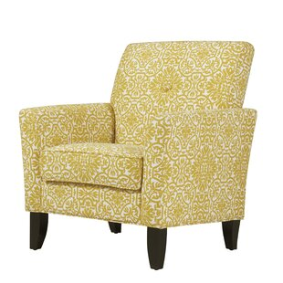 Deer Trail Armchair by Bungalow Rose