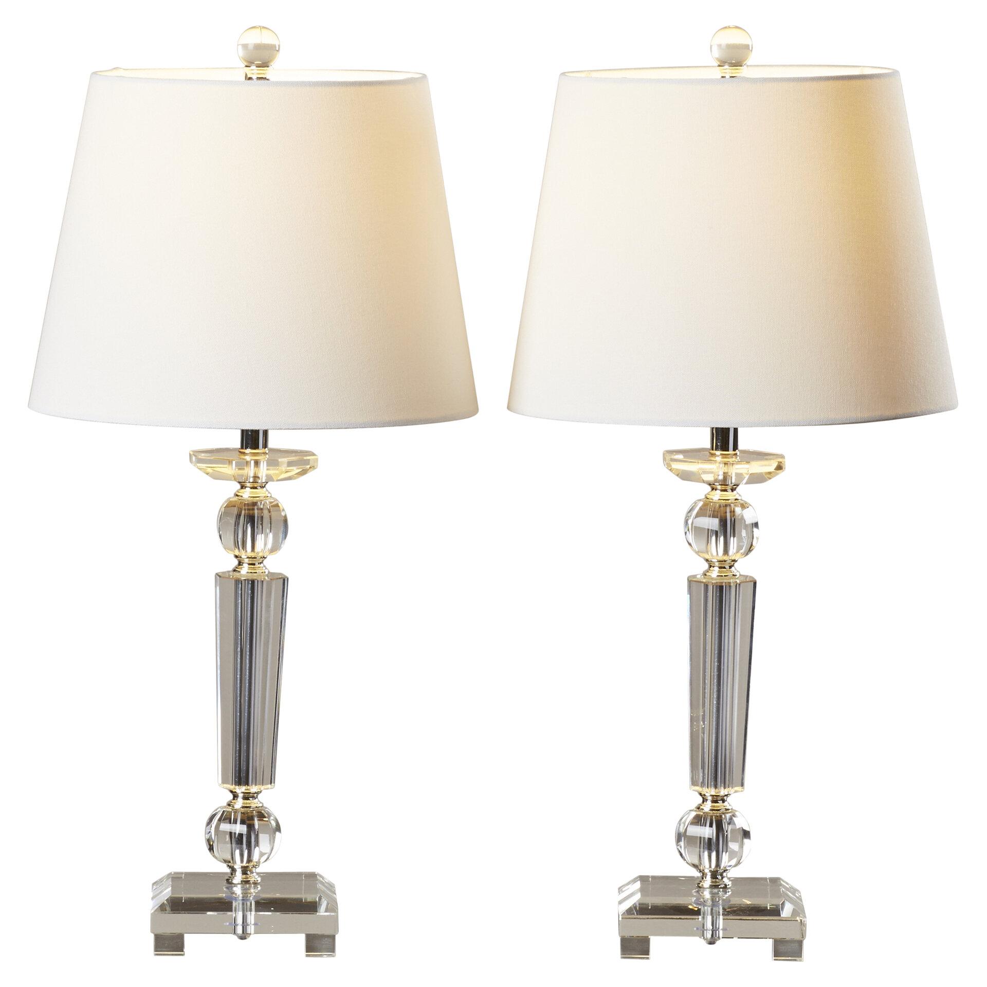 Willem 2 Piece Table Lamp Set