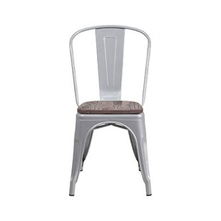 Kaye Stacking Patio Dining Chair