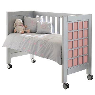 Acuario Portable Crib With Mattress