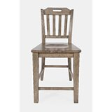 Blairmore Solid Wood 24 Counter Stool (Set of 2) by Gracie Oaks