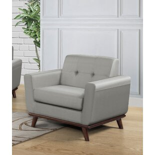 Celaya Upholstered Armchair by George Oliver