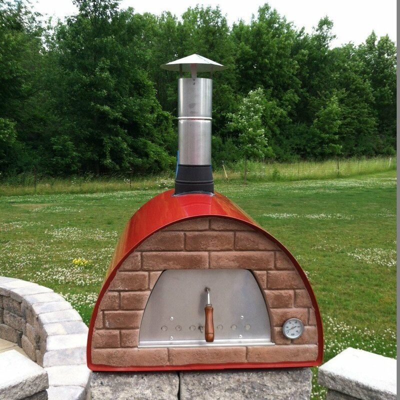 Authentic Pizza Ovens Portable Maximus Oven Reviews Wayfair