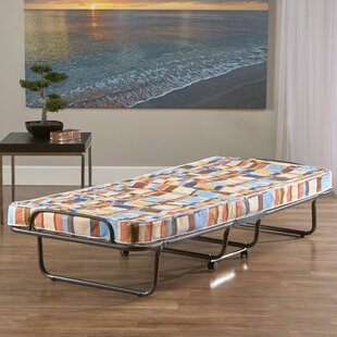 Nyx Folding Bed with Mattress by Alwyn Home