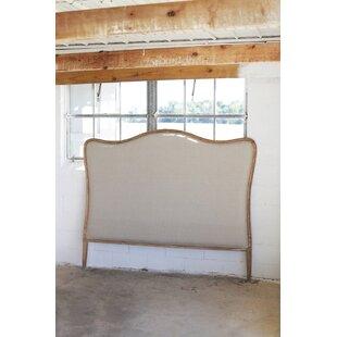 One Allium Way Quintanar King Upholstered Panel Headboard