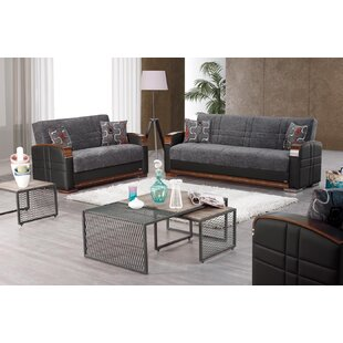 Latitude Run Meeker Sleeper Living Room Set