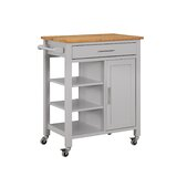 Hiro Kitchen Cart by Andover Mills™