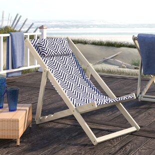 Longshore Tides Berg Rive Folding Beach Chair