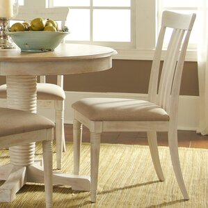 bluff cove ii side chair set of 2 - Wayfair Dining Chairs