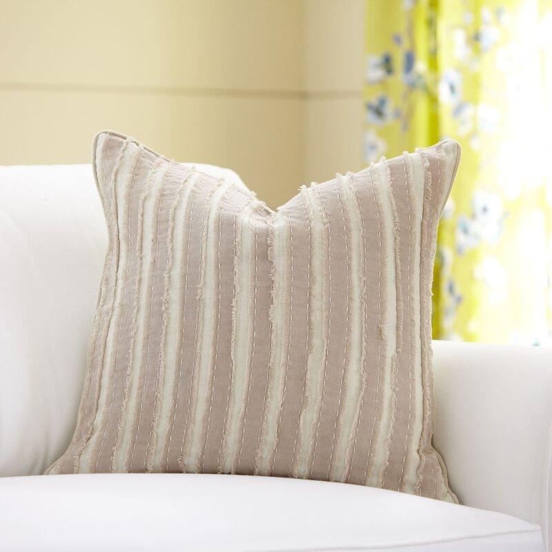 Blanche Linen Pillow Cover