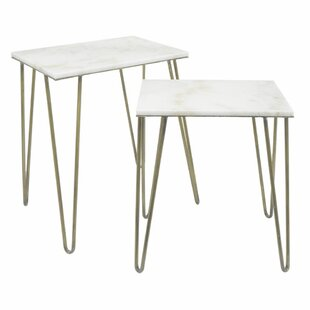 Parris End Table Set (Set of 2) by Wrought Studio