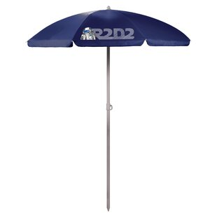 R2-D2 5.5' Portable Beach Umbrella By ONIVA™