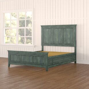 Woodside Panel Bed